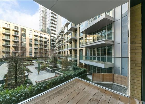 Kingwood Gardens, Leman Street, Aldgate, London, E1