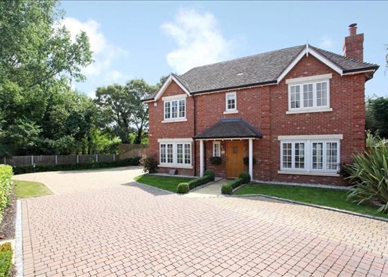 Homelands, North Street, Winkfield, Windsor, SL4