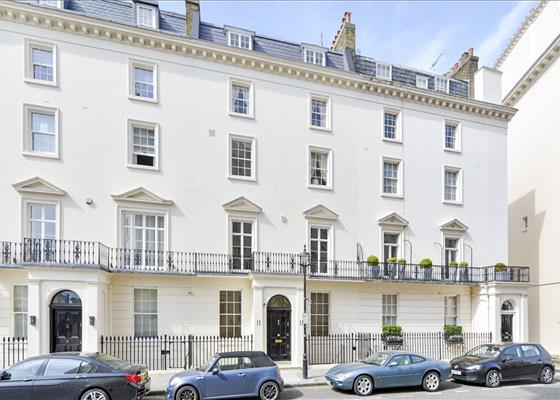 West Eaton Place, Belgravia, London, SW1X