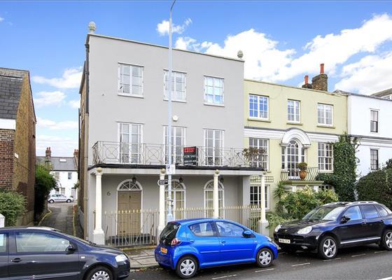 The Terrace, Barnes, London, SW13