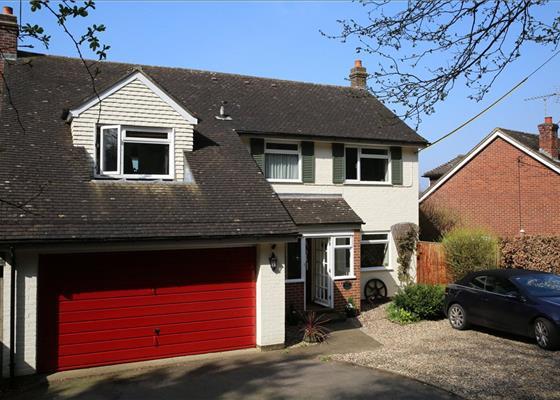 Toms Hill Close, Aldbury, Tring, Hertfordshire, HP23