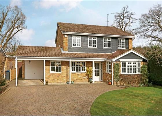 Torwood Close, Berkhamsted, Hertfordshire, HP4