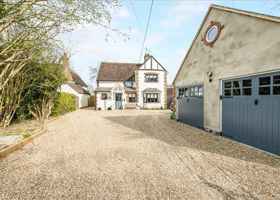 Little Heath Lane, Potten End, Berkhamsted, Hertfordshire, HP4