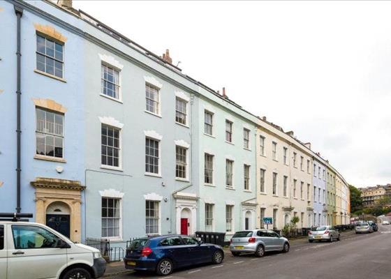 Cornwallis Crescent, Clifton, Bristol, BS8
