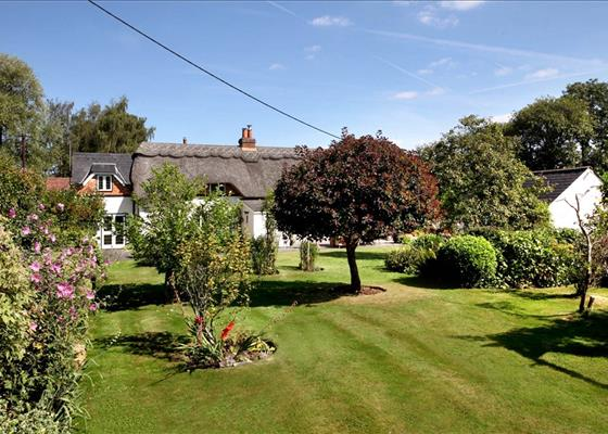Chapel Lane, Wolverton Common, Tadley, Hampshire, RG26