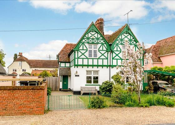 The Heath, Hatfield Heath, Bishop's Stortford, Essex, CM22