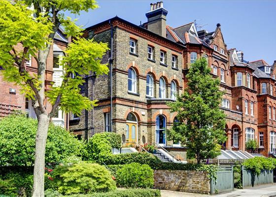 Belsize Lane, Belsize Park, London, NW3