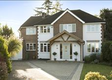 House for sale in Surrey with Knight Frank