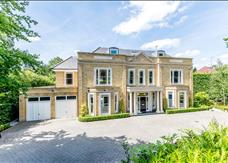 House for sale in Oxshott with Knight Frank