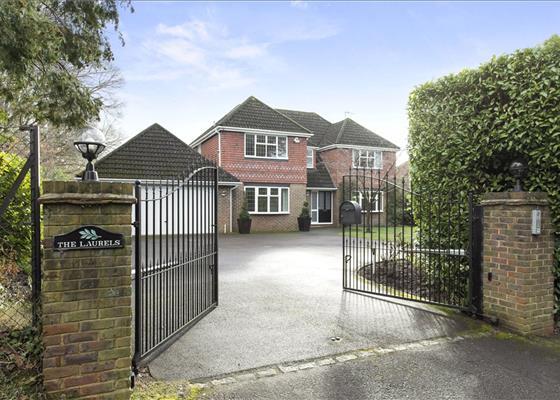 Miles Lane, Cobham, Surrey, KT11