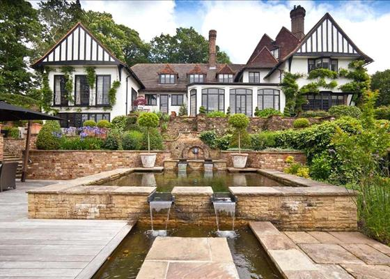 Wood Lane, St George's Hill, Weybridge, Surrey, KT13
