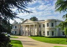 House for sale in Virginia Water with Knight Frank