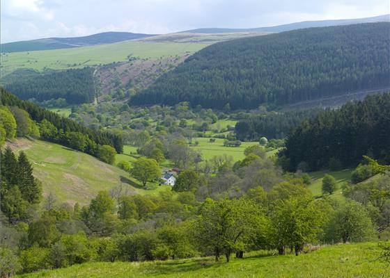Llandrillo, Corwen, Denbighshire, LL21