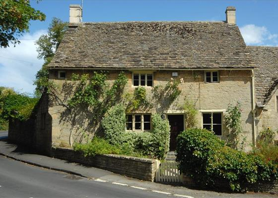 The Square, Bibury, Cirencester, Gloucestershire, GL7