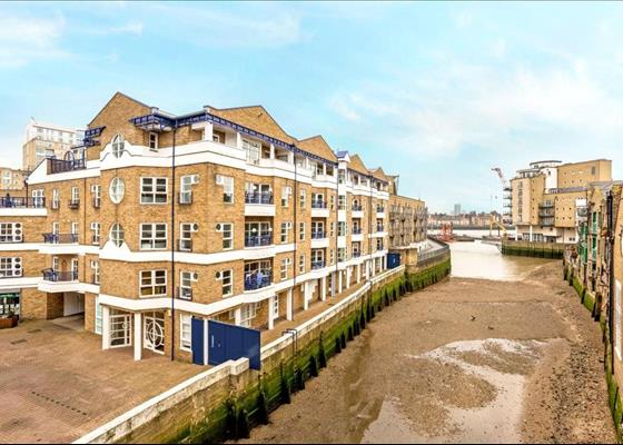Limehouse Wharf, 148 Narrow Street, London, E14