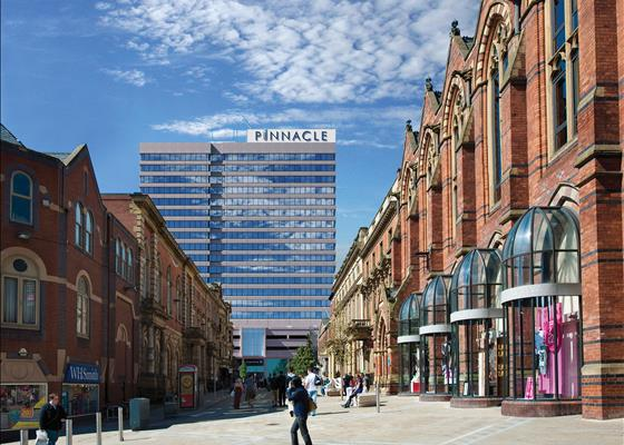 Pinnacle, 67 Albion Street, Leeds, LS1 5AA