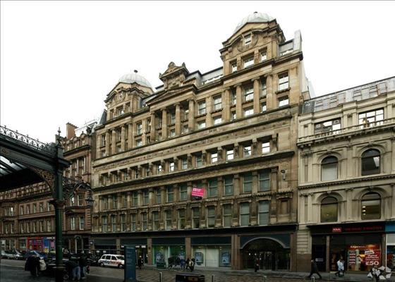 Grosvenor Building, 72 Gordon Street, Glasgow, G1 3RS