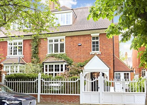 Addison Grove, Chiswick, London, W4