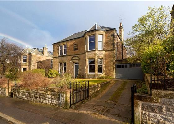 Corrennie Gardens, Morningside, Edinburgh, EH10