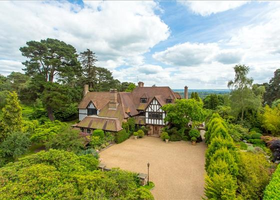 Camp End Road, St George's Hill, Weybridge, Surrey, KT13