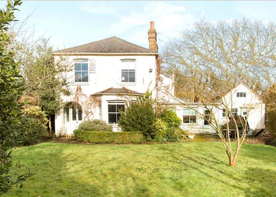 Ashley Road, Thames Ditton, Surrey, KT7