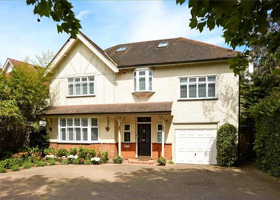 Palace Road, East Molesey, Surrey, KT8