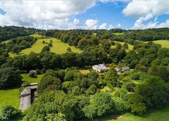 Lanhydrock, Bodmin, Cornwall, PL30