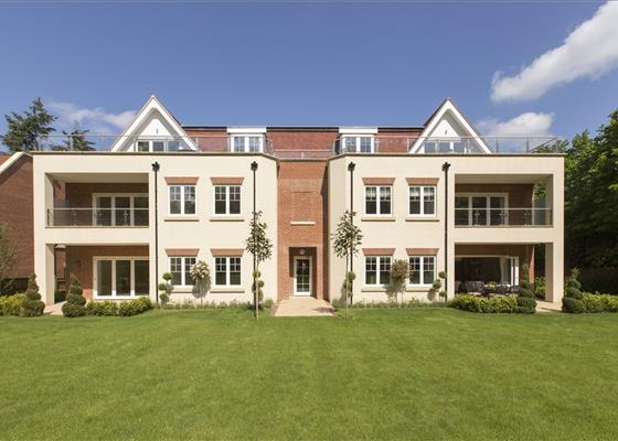 Laggan House, Lady Margaret Road, Sunningdale, Berkshire, SL5