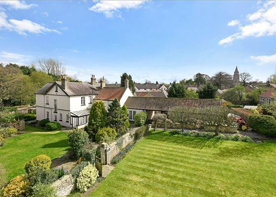 St. Johns Road, Bishop Monkton, Harrogate, North Yorkshire, HG3