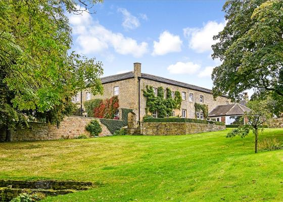 Barrowby, Kirkby Overblow, Harrogate, North Yorkshire, HG3
