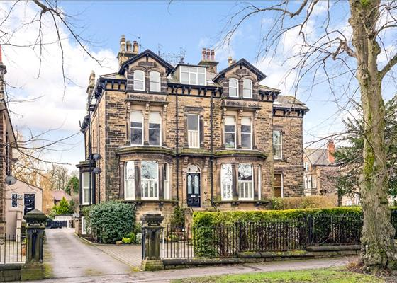 Hillside House, 13 Otley Road, Harrogate, North Yorkshire, HG2