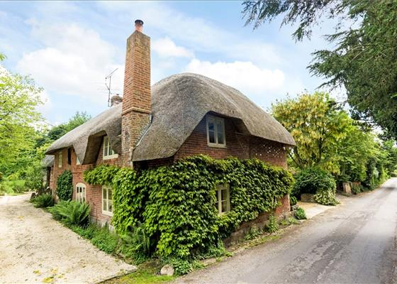 Church Road, Woodborough, Pewsey, Wiltshire, SN9
