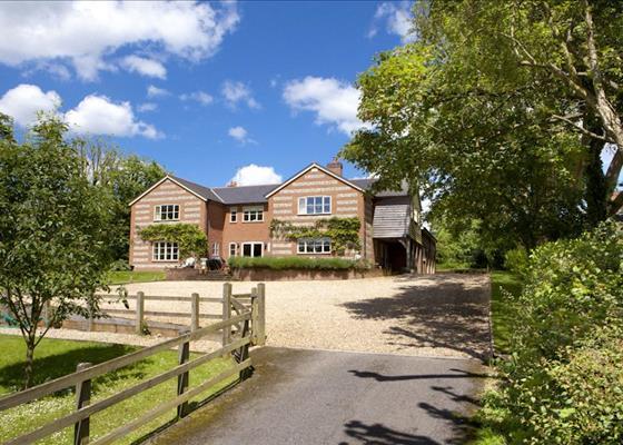 Vernham Dean, Andover, Hampshire, SP11
