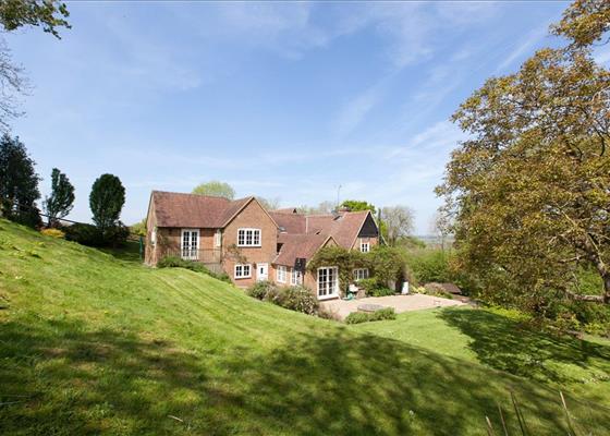 Blandys Hill, Kintbury, Hungerford, Berkshire, RG17