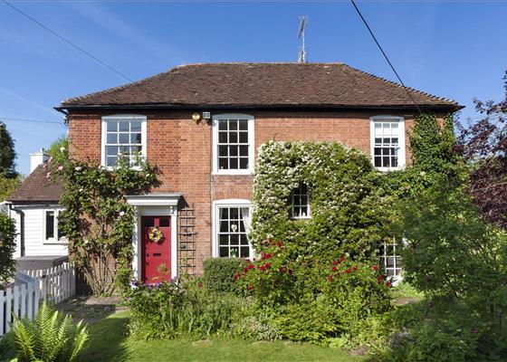 Old Post Office Cottages, Wickhurst Lane, Broadbridge Heath, Horsham,...
