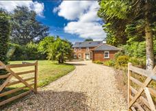 House for sale in Chalkhouse Green with Knight Frank
