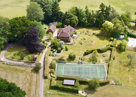 Pook Hill, Chiddingfold, Godalming, Surrey, GU8