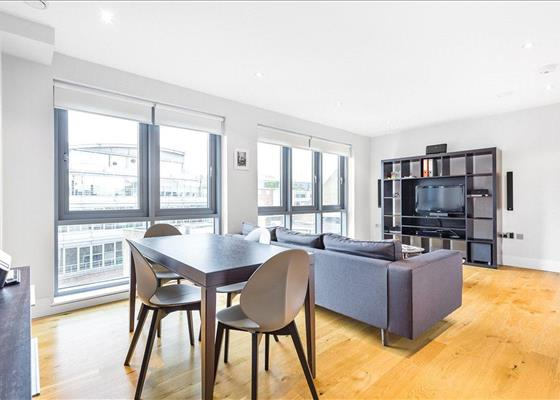 City View Apartments, 29A Saffron Hill, London, EC1N