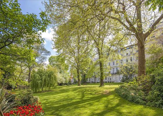 Ladbroke Gardens, Notting Hill, London, W11