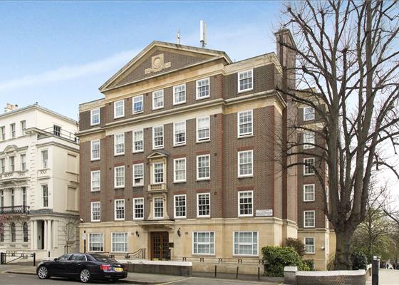 The Lodge, Kensington Park Gardens, Notting Hill, London, W11