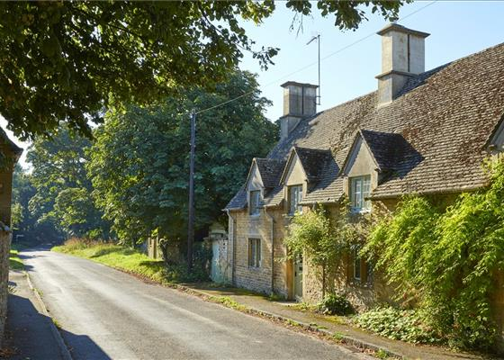 Manor Road, Sandford St. Martin, Chipping Norton, Oxfordshire, OX7