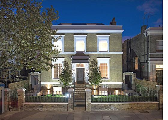 Hamilton Terrace, St John's Wood, London, NW8