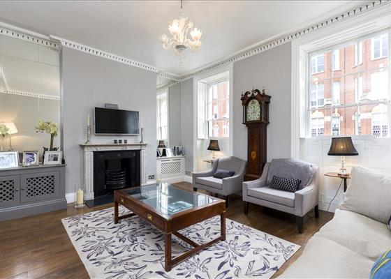 Upper Montagu Street, Marylebone, London, W1H