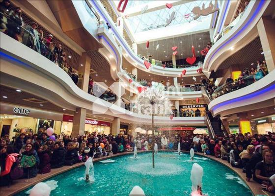 Торговый центр Модный Квартал, Иркутск, 3 Июля улица
