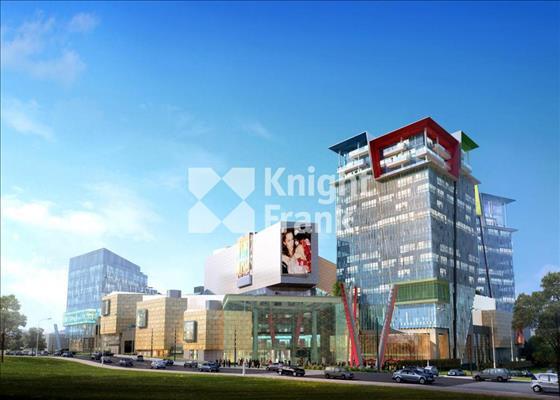 Торговый центр Кунцево Плаза, Москва, Ярцевская улица