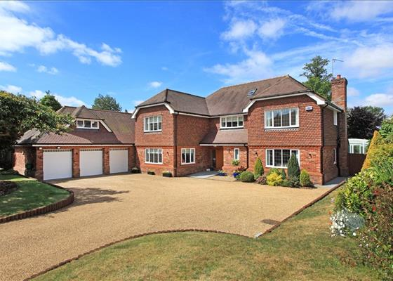 Kippington Road, Sevenoaks, Kent, TN13
