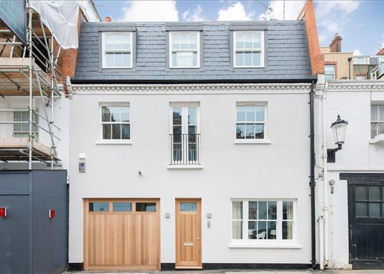 Pavilion Road, Knightsbridge, London, SW1X