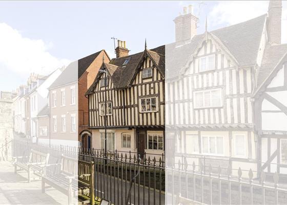 High Street, Warwick, Warwickshire, CV34