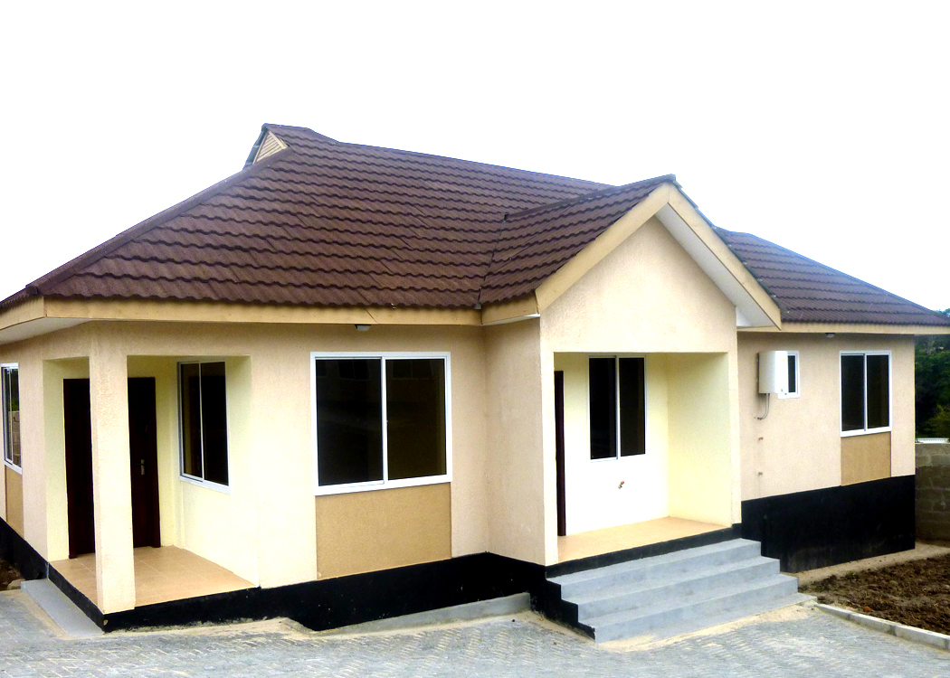 House Plans 3 Bedrooms anzania - ^