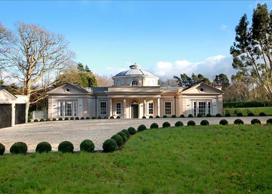 Chestnut Avenue, Wentworth, Virginia Water, Surrey, GU25